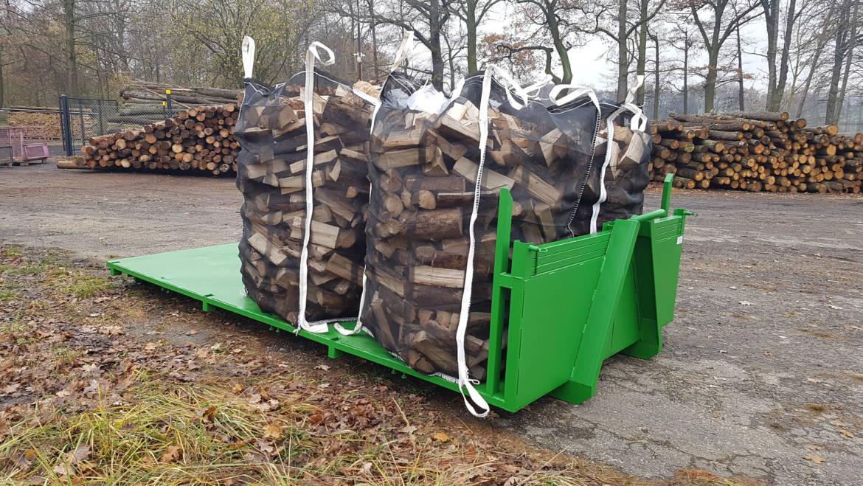 Palivové dřevo BIG-BAG